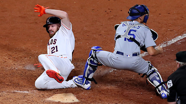Astros Dodgers Game 5 Fisher33862638