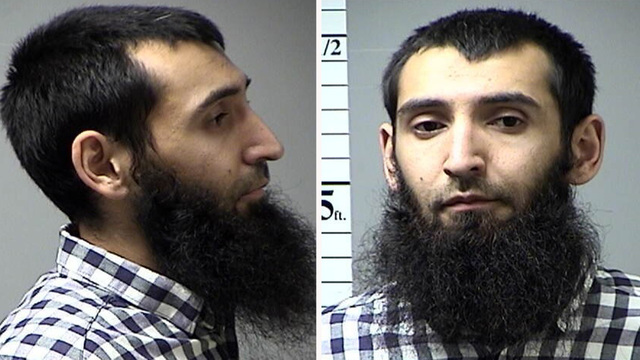 Saipov's path from 'very kind boy' to terror suspect