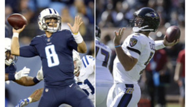 Titans eager to build momentum coming off bye vs. Ravens