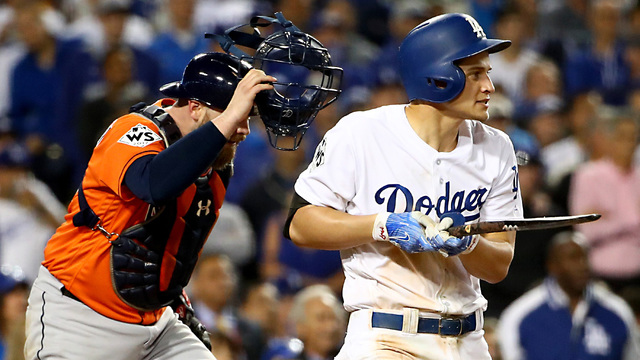 Astros Dodgers Game 7 Seager49127504