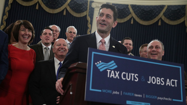 Tax cuts could make it harder to fight the next recession