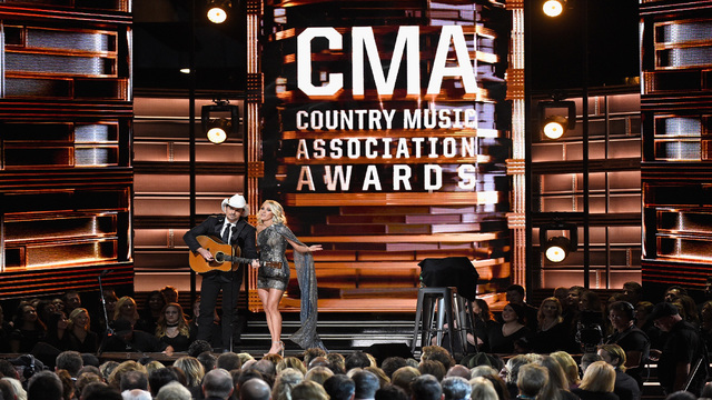 Country Music Association warns press not to talk about Las Vegas shooting on award night