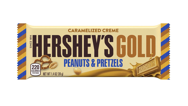 The first new Hershey bar in 22 years has no chocolate