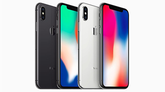 For Apple, iPhone X times $999 = Many, many billions