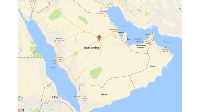 Loud explosion heard near Riyadh airport