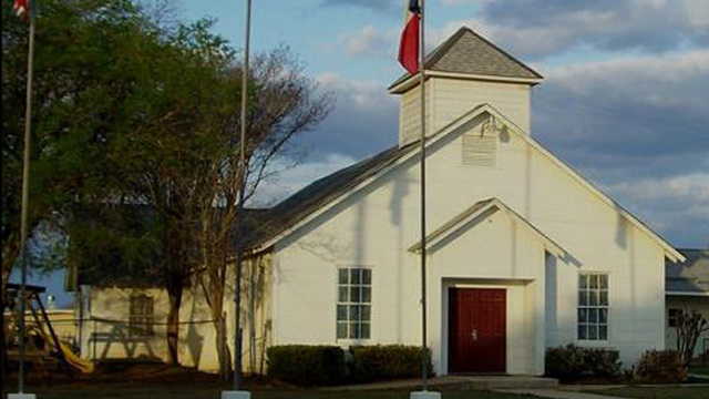 First Baptist Church of Sutherland Springs, Texas, site of shooting27507743
