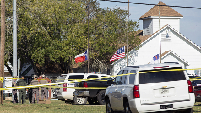 Security becomes a top priority for churches after Texas massacre