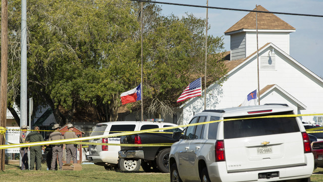 Recently passed Texas law allows for armed volunteer security at churches