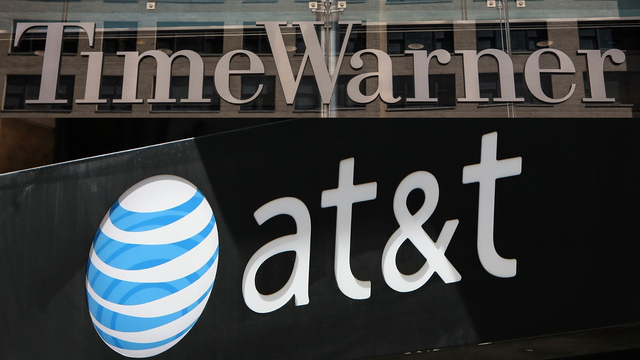 AT&T takeover of Time Warner hits snag with DOJ as dispute goes public