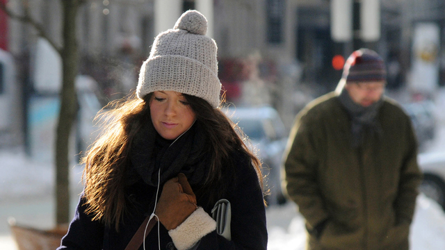 Bundle up and chill out: Record lows possible in Northeast by the weekend