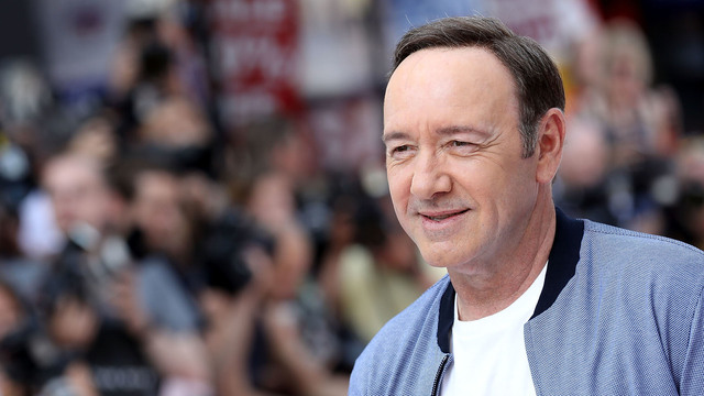Former TV anchor says Spacey sexually assaulted her son