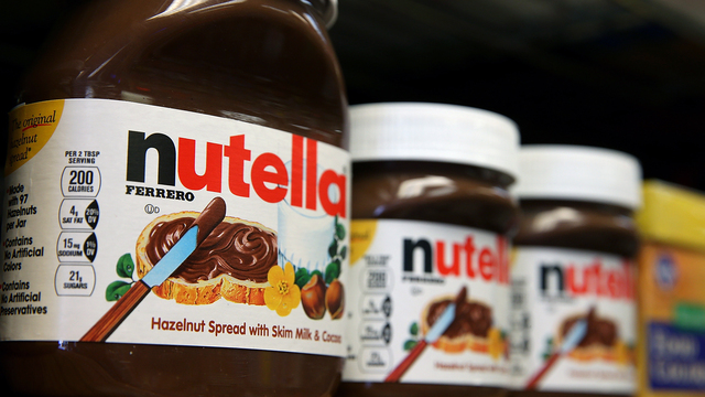 Nutella fans are freaking out over recipe change