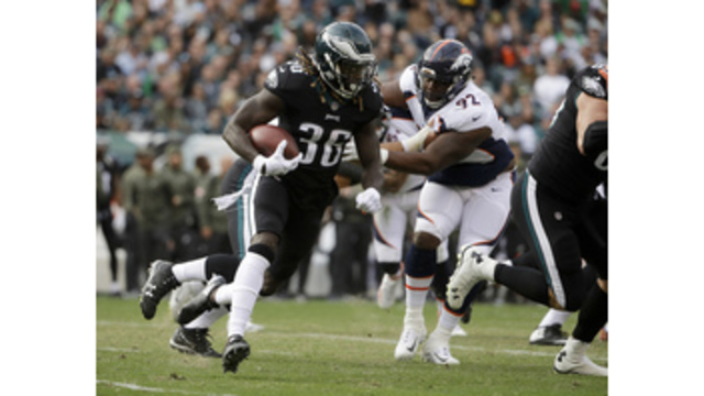 NFL-leading Eagles are 8-1 with room for improvement