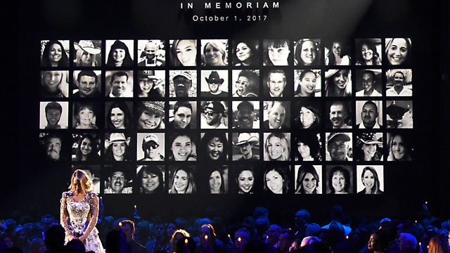 Country Music Association Awards show remembers tragedies
