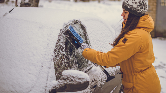 Winter driving accessories