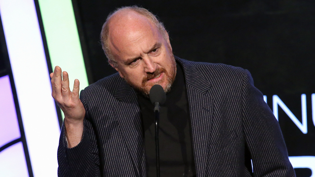 Louis C.K. allegations prompt action by HBO, FX