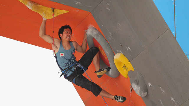 Now in the Olympics, climbing bounds above more earthly sports