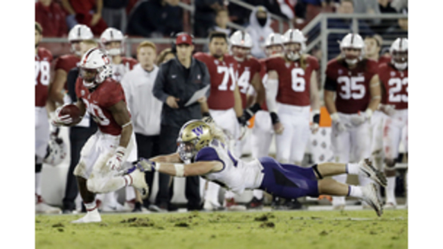 Love leads Stanford by No. 9 Washington
