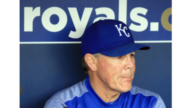 Royals manager Ned Yost says he's lucky to be alive
