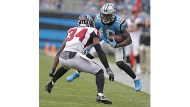 Curtis Samuel to miss rest of season