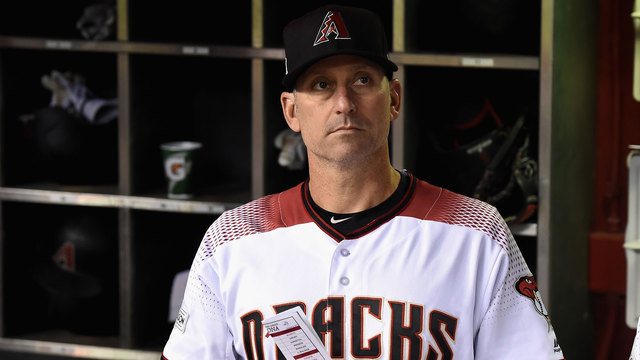MLB Awards: Diamondbacks' Torey Lovullo named 2017 NL Manager of the Year
