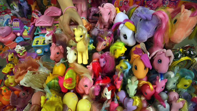 Barbie meets My Little Pony: Why Hasbro might buy Mattel