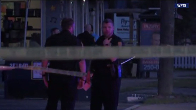 Tampa police scour neighborhood after fourth killing