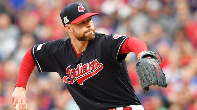 Corey Kluber wins second AL Cy Young award