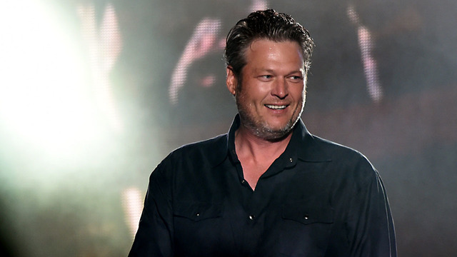 Blake Shelton is named People magazine's Sexiest Man Alive