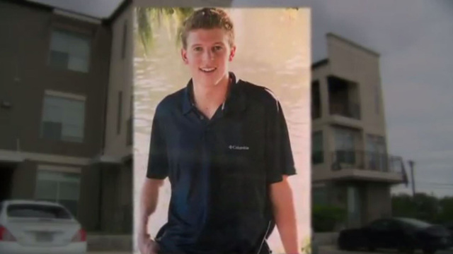 Texas State Greek life suspended after fraternity pledge dies