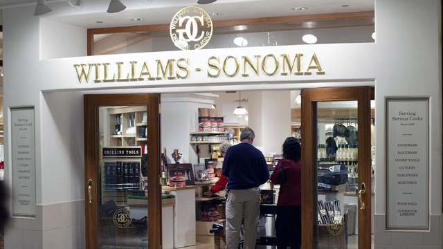 Williams-Sonoma, Inc. (WSM) Dips on in-Line Profit, Buys Outward, Inc