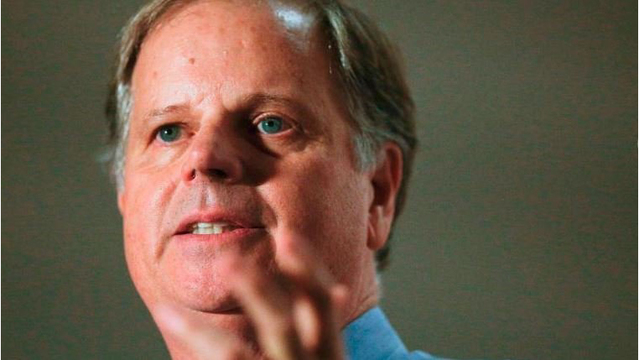 Alabama Senate Poll Jones opens up lead over Moore