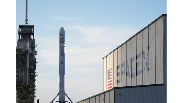 SpaceX to launch its most mysterious payload yet