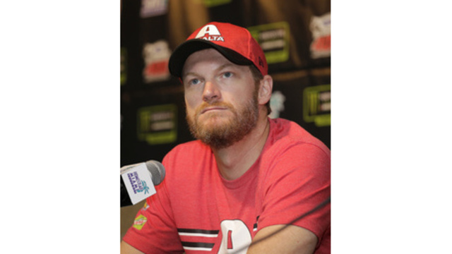 Seeing Irma damage affects Earnhardt
