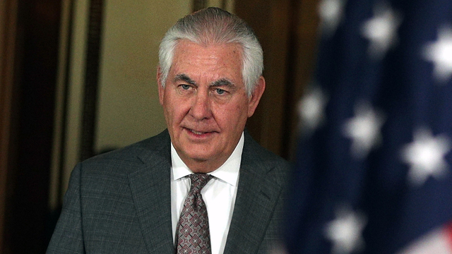 Tillerson rebuts accusations over State Department management