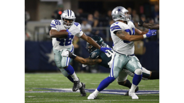 Cowboys' playoff hopes rest on winning without Elliott