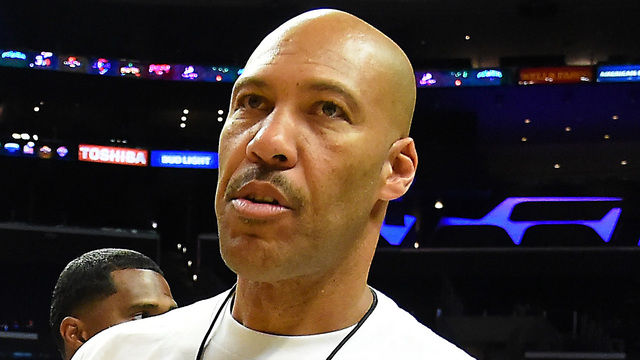 LaVar Ball responds to Trump: 'I say thank you when I see something'