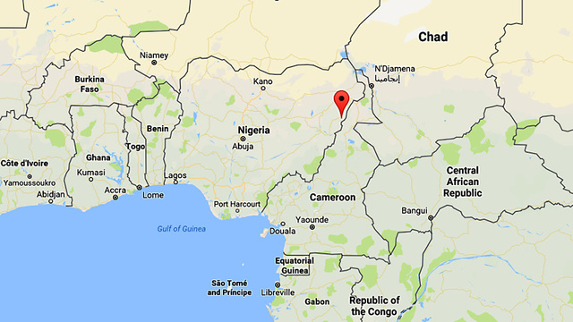 The explosion at a mosque in Nigeria killed 30 people