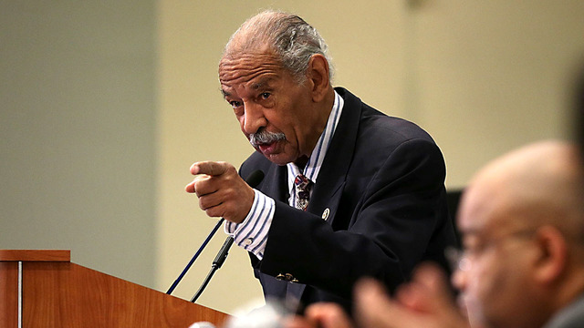 Rep. John Conyers Denies He Settled Sexual Harassment Claim After Report Surfaces