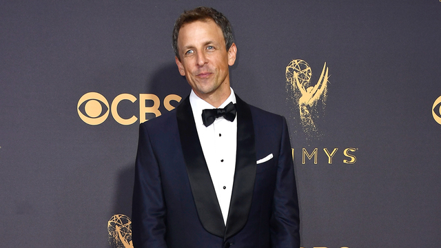 Seth Meyers to host the Golden Globe Awards show