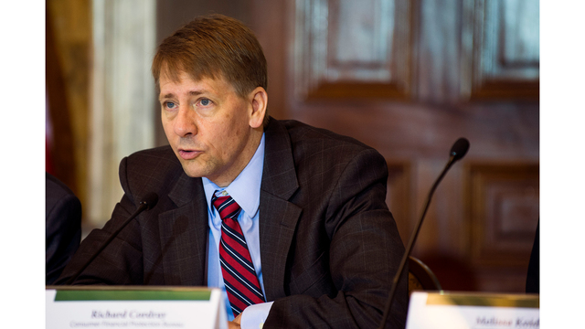 Trump, Cordray Throw CFPB Leadership Into Disarray