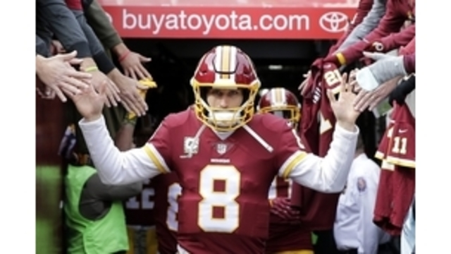 As pieces change around him, Cousins keeps Redskins on track