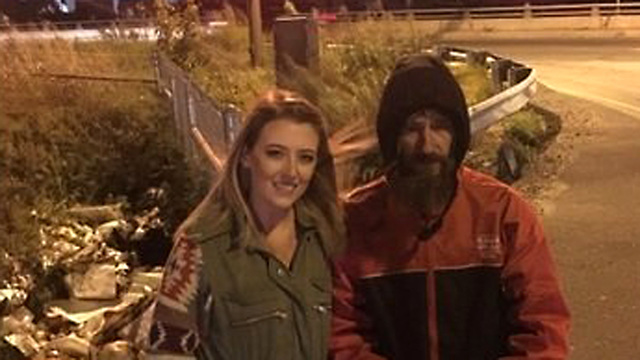 Homeless veteran who received over $360K now wants to pay it forward
