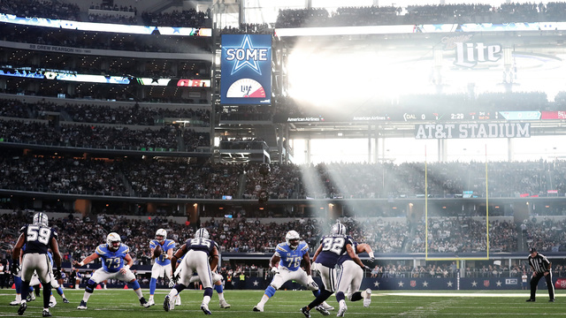 Underperforming Cowboys, Giants Game Flexed the Wrong Way