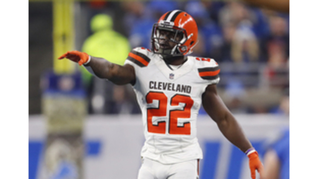 Browns rookie Peppers fined $24,000 by NFL for illegal hit