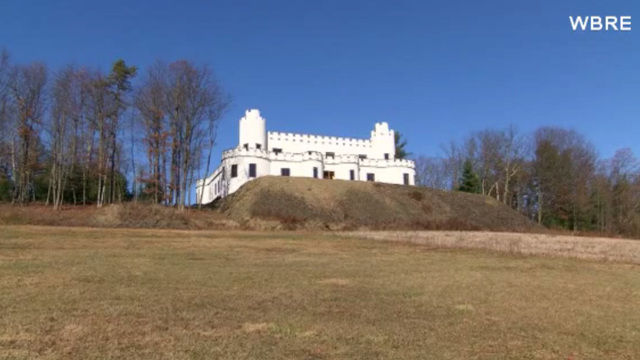 Pa. home for sale modeled after castle in Spain