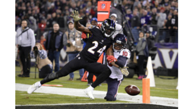 Hopkins shines for Texans with toughness and tenacity