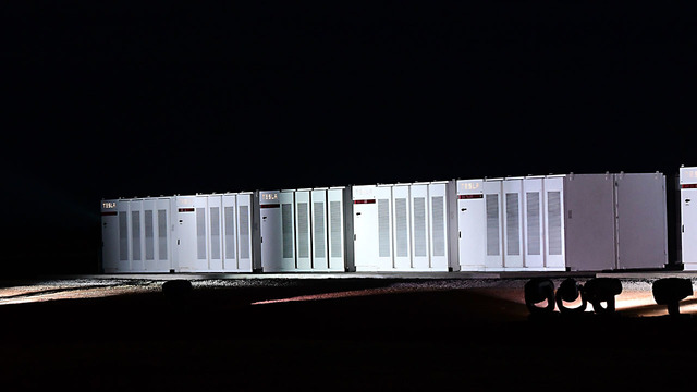 Tesla Switches on World's Biggest Lithium Ion Battery