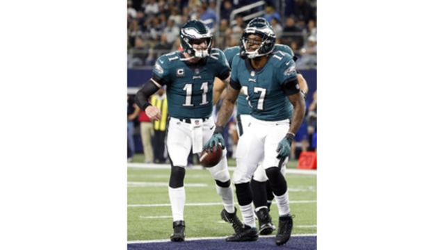 Philadelphia Eagles Sign Alshon Jeffery to Extension