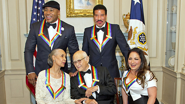 Go Behind the Scenes of 40th Annual Kennedy Center Honors